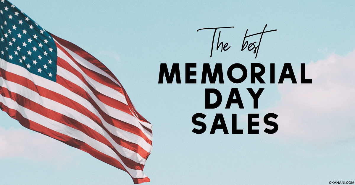 Ckanani Best Memorial Day Sales 1 Jpg