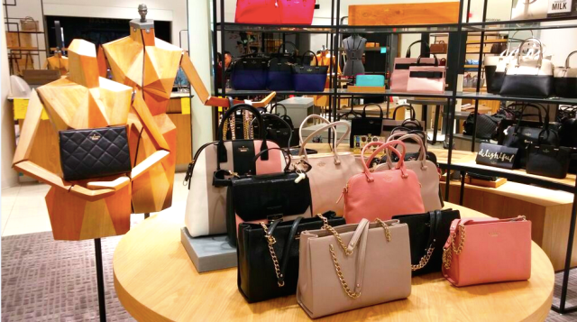 Nordstrom Reveals Brands Carried in its Pacific Centre Flagship