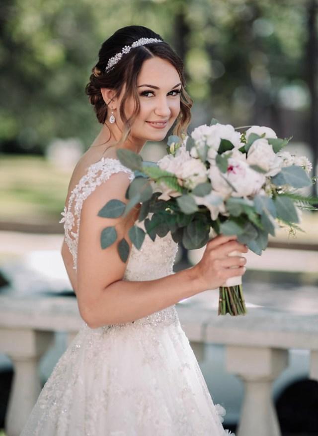tina romo bridal hairstylist