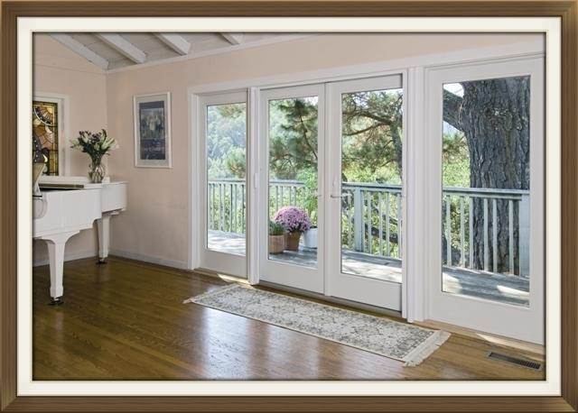 patio doors windows and doors made