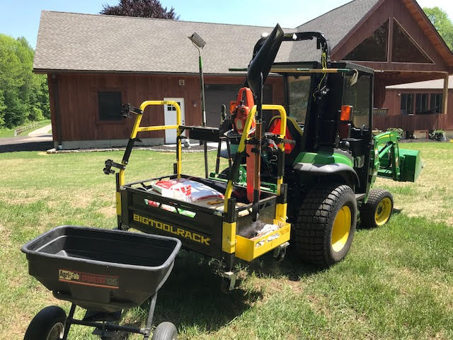 tractor attachment bigtoolrack