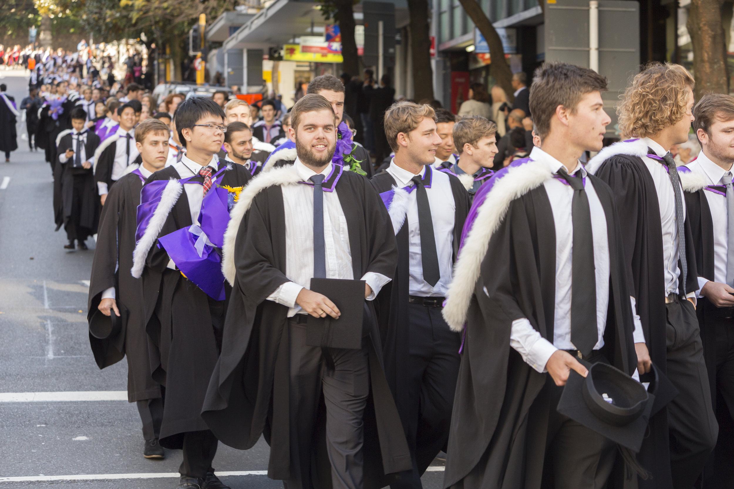 Universitas terbaik dalam hasilkan lulusan siap kerja di Selandia Baru - University of Auckland