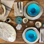Blue Door Ceramics Handmade Ceramic Tableware Decor