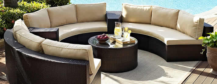 del mar outdoor furniture collection