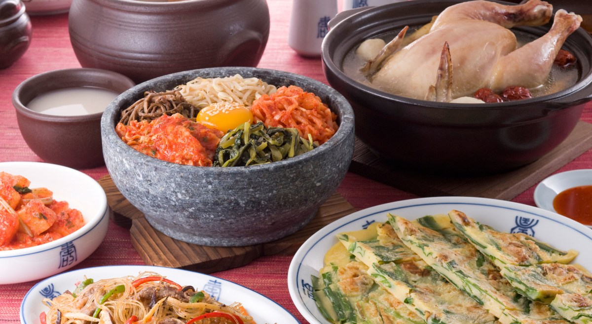35 Korean Foods You Must Know — SweetandtastyTV