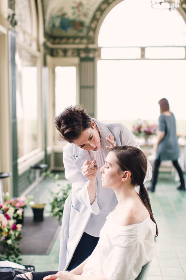 all dolled up | beauty & bridal boutique | connecticut