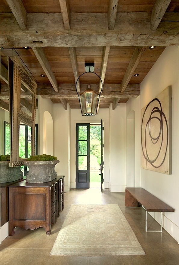 lodge luxe where rustic meets modern