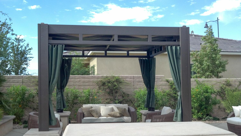 valley patios custom aluminum patio