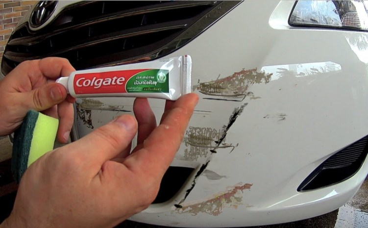 Top 10 Ways To Hide a Scratch On Your Dad's Car