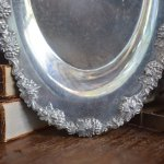 Vintage Silver Vintage Silverplate Vintage Silver Bowls And Serving Trays French Antiques Vintage French Decor French Linens Cafe Au Lait Bowls And More