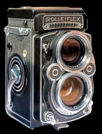 rolleiflex sejarah kamera