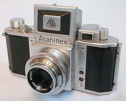 asahiflex sejarah kamera