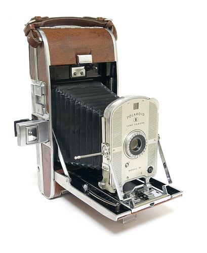 polaroid model 95 sejarah kamera
