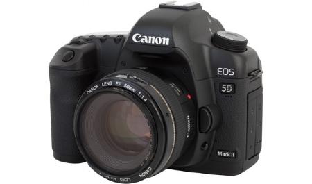 canon eos 5d sejarah kamera