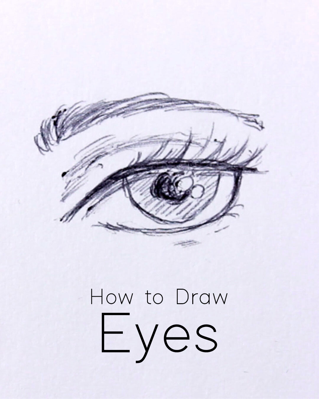 Portrait Drawing Tutorials Step By Step For Beginners