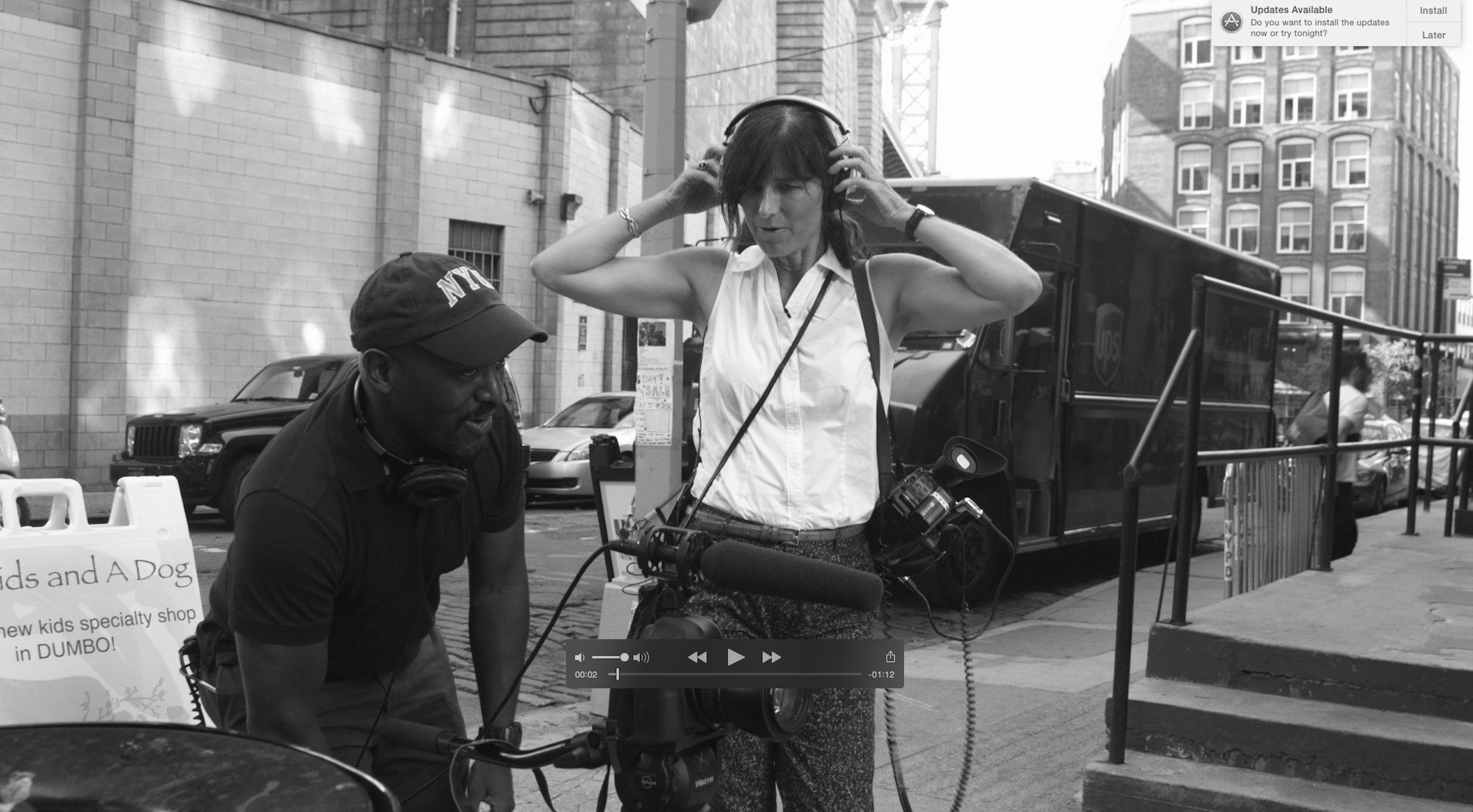 The Edit Center - Documentary Filmmaking Intensive