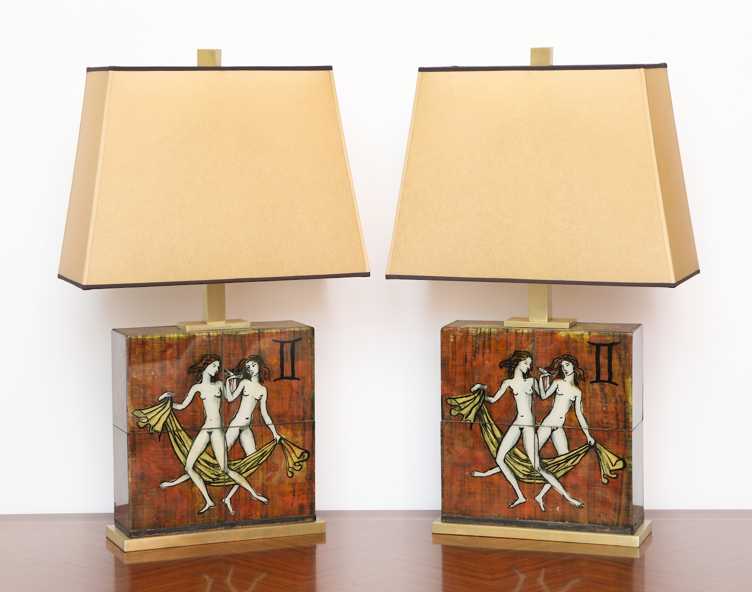 https www donzella com table lamp pair 2015 12 18 unique pair of table lamps by paul laszlo and karin van leyden