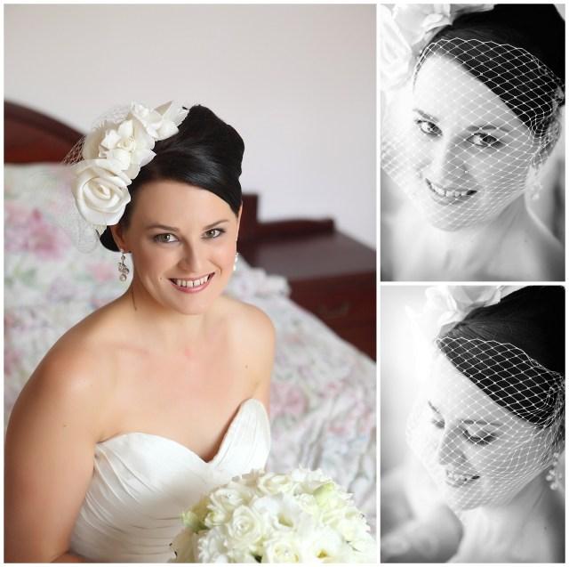 wedding hair pieces — award winning perth photographer