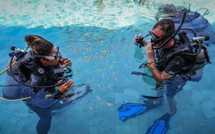 Dive Central Gili One Of Gili Trawangan S Premier Dive Resorts
