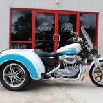 Sportster Trike Kits Unb Customs Trike Custom Shop