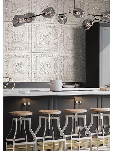 2540 24031 ornamental tin tile wallpaper jojo design studio