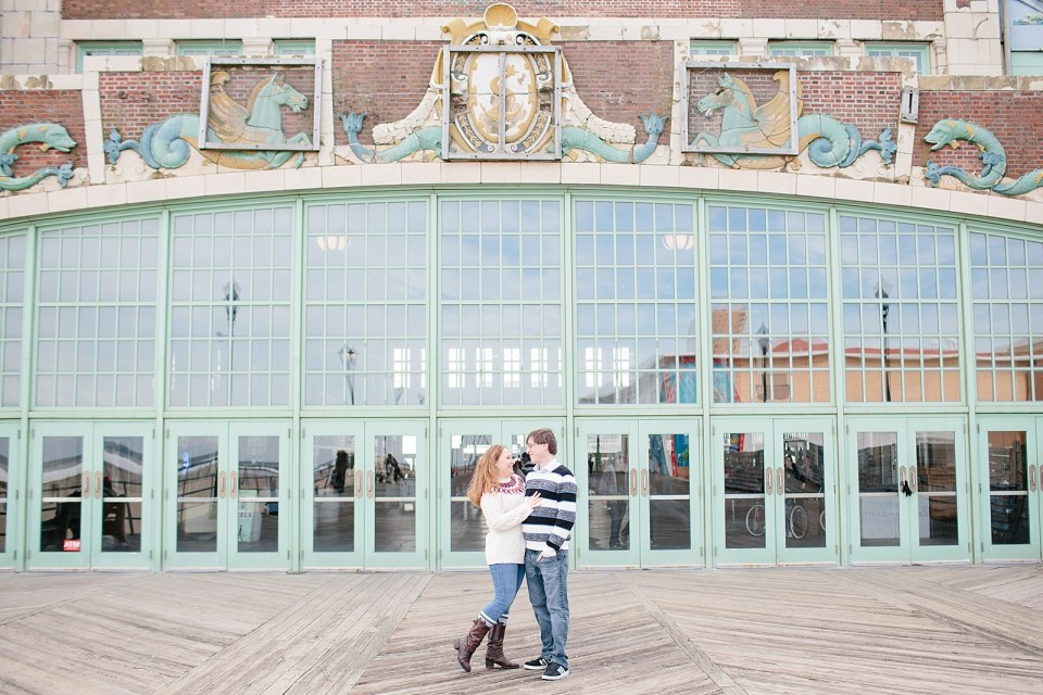 Engagement session with New Jersey, New York and destination wedding photographer Ashley Mac Photographs