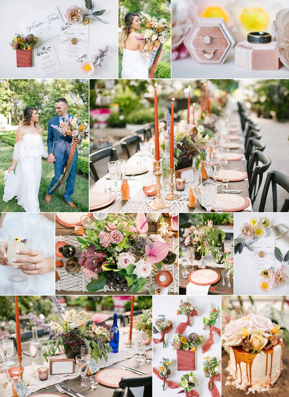 Ashley Mac Photographs | The Herbary Bear Creek Farm Wedding | Howell NJ wedding day | Howell NJ wedding photographer, NJ wedding photographer, New Jersey wedding photographer, boho wedding inspiration, summer wedding inspiration