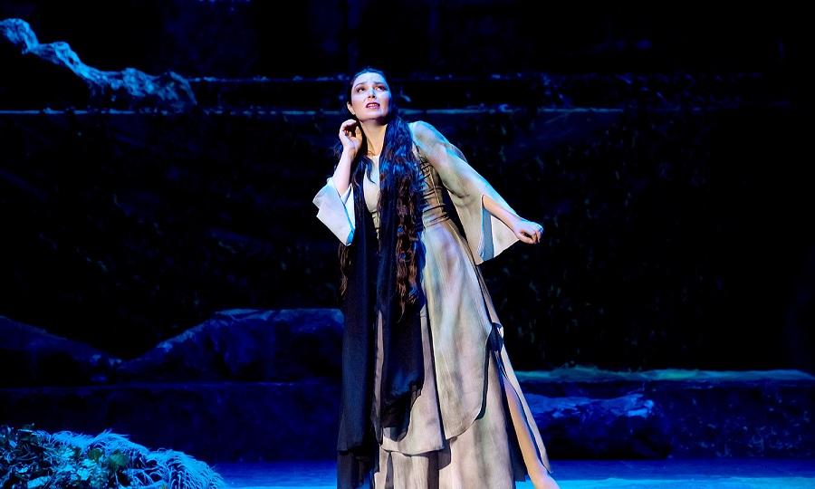 Современная постановка оперы Тиграняна «Ануш» | opera.am