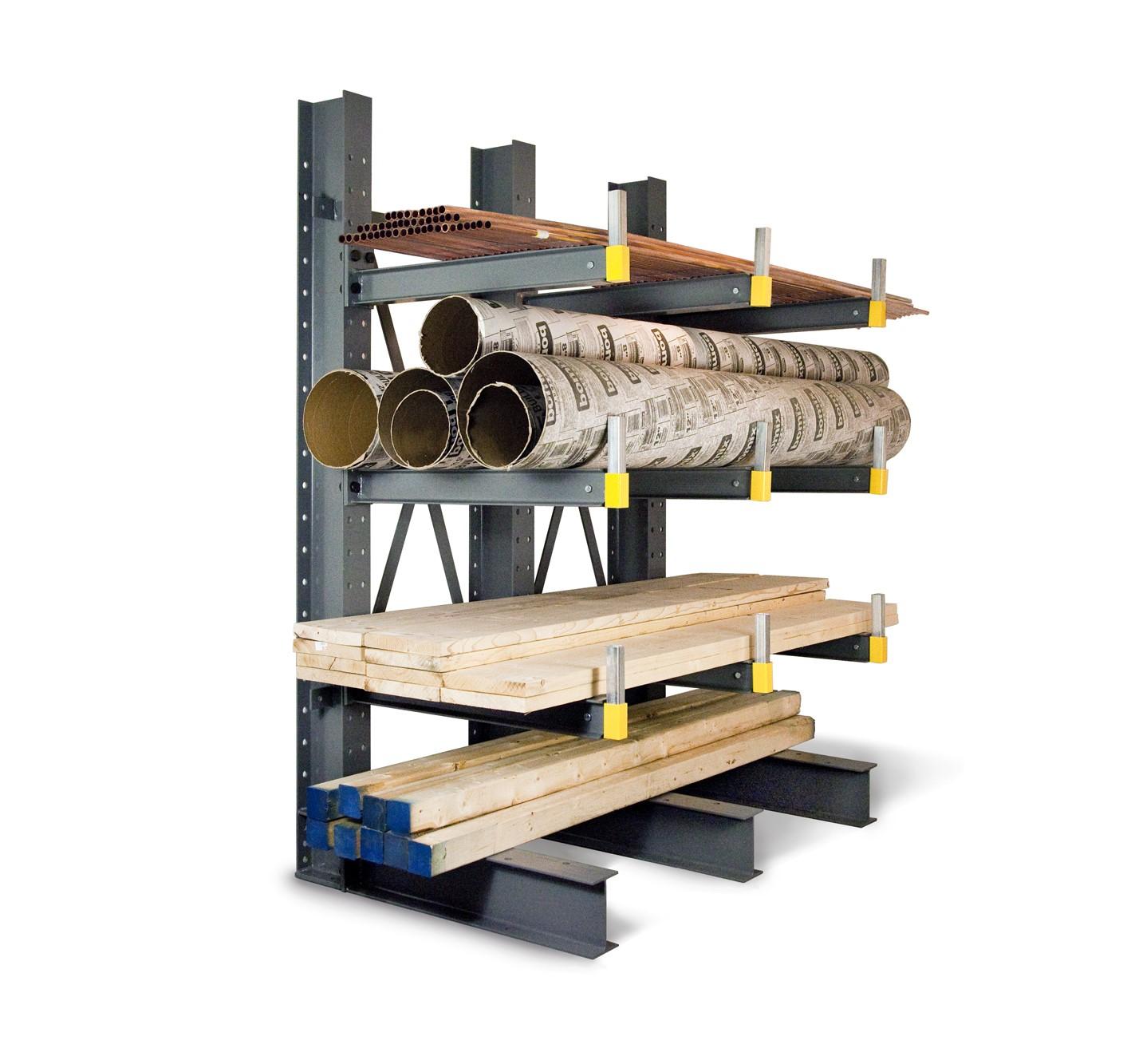 custom cantilever racks platforms and