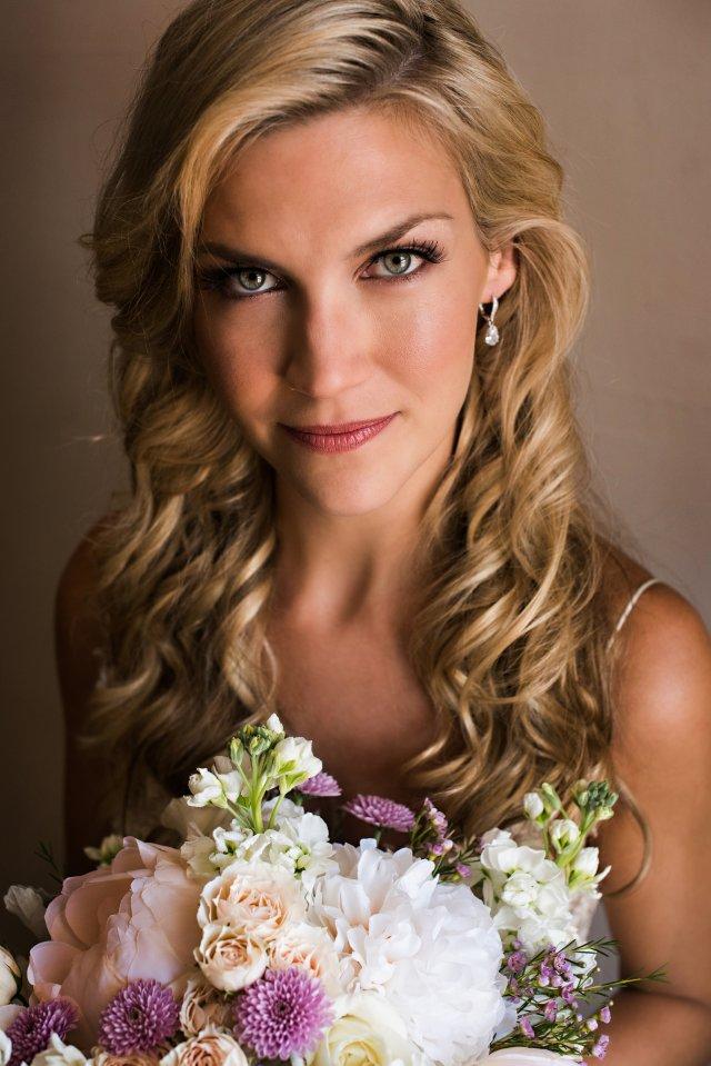 sarina durden professional wedding makeup artist|st