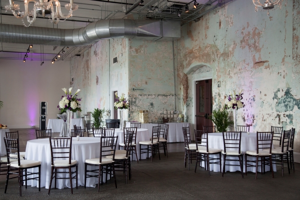 Shawn + Tori's Purple 701 Whaley Wedding by Ava Moore ...