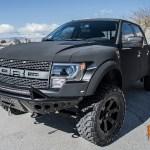 Ford Raptor Ultra Matte Incognito Wraps