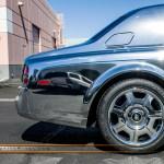 Rolls Royce Phantom Chrome Incognito Wraps