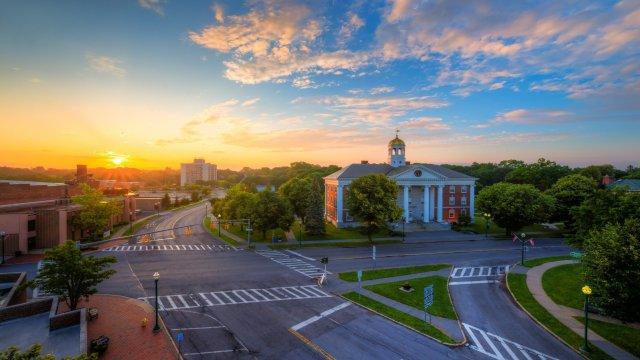 Auburn City Hall - 24 South Street, Auburn, New York 13021