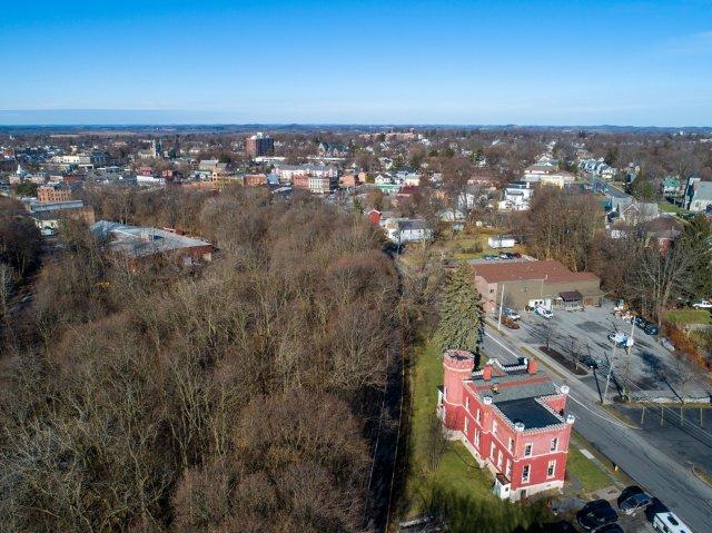 5 Aerial Auburn NY Castle Home For Sale Auction Listings Real Estate Agent Broker Michael DeRosa .JPG