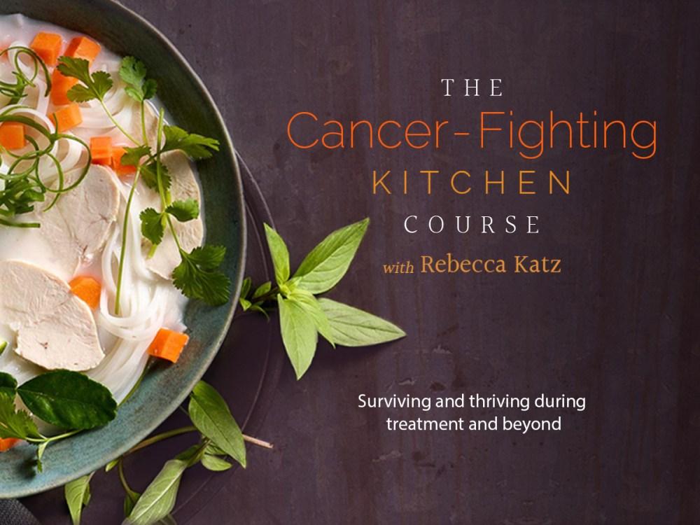 Rebecca Katz Cancer Fighting Recipes Dandk Organizer