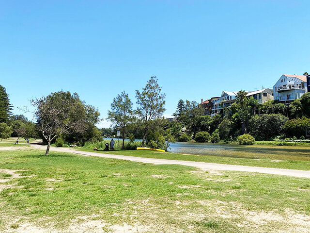 Manly Lagoon Reserve - Photo Credit: @busycitykids