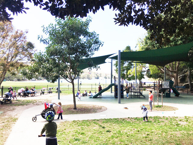 North Harbour Reserve Playground - Photo Credit: @busycitykids