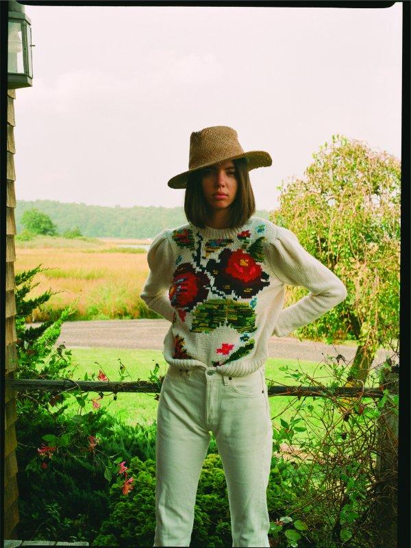 knitGrandeur: In Bloom
