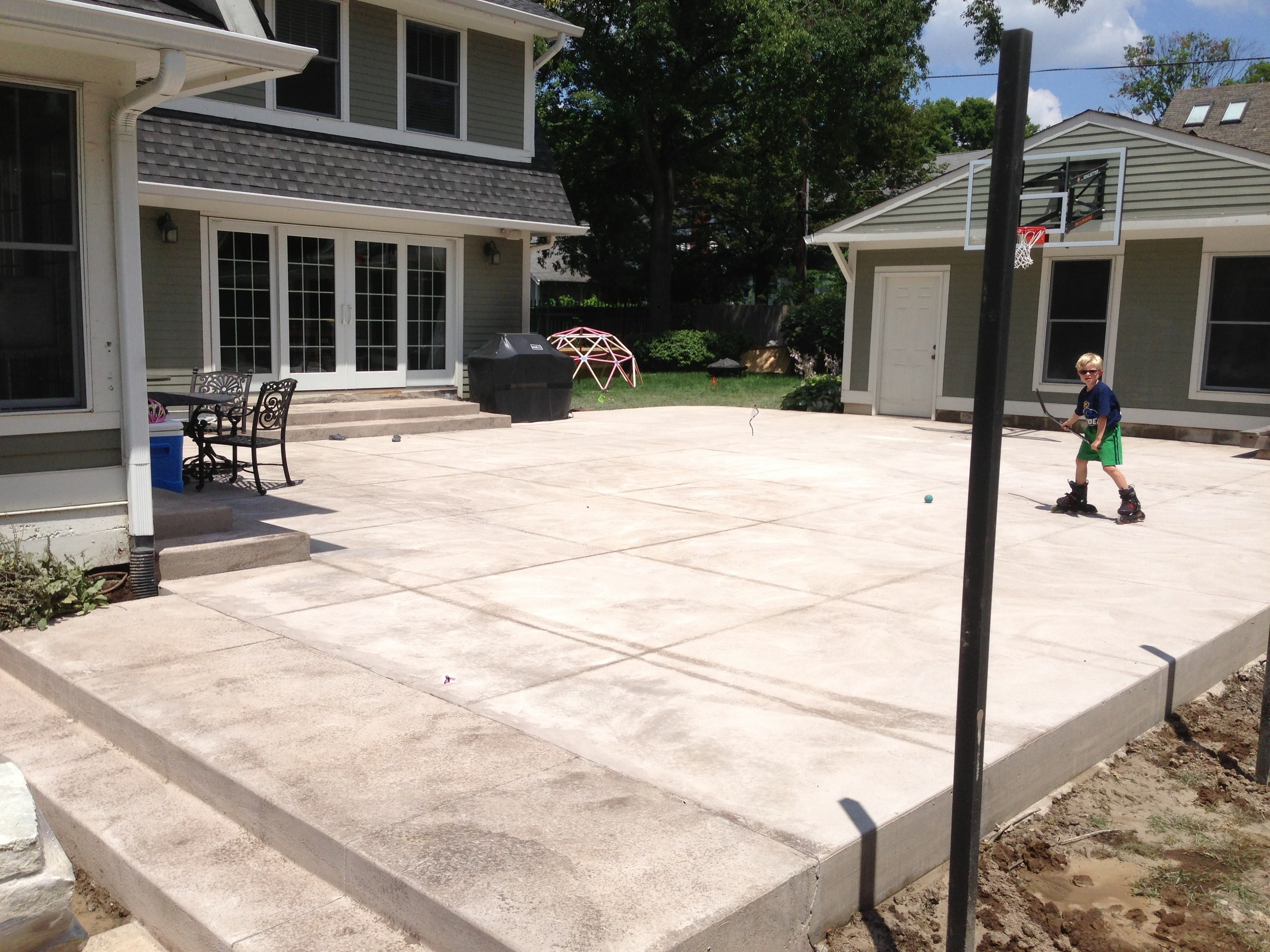patios mattingly concrete inc