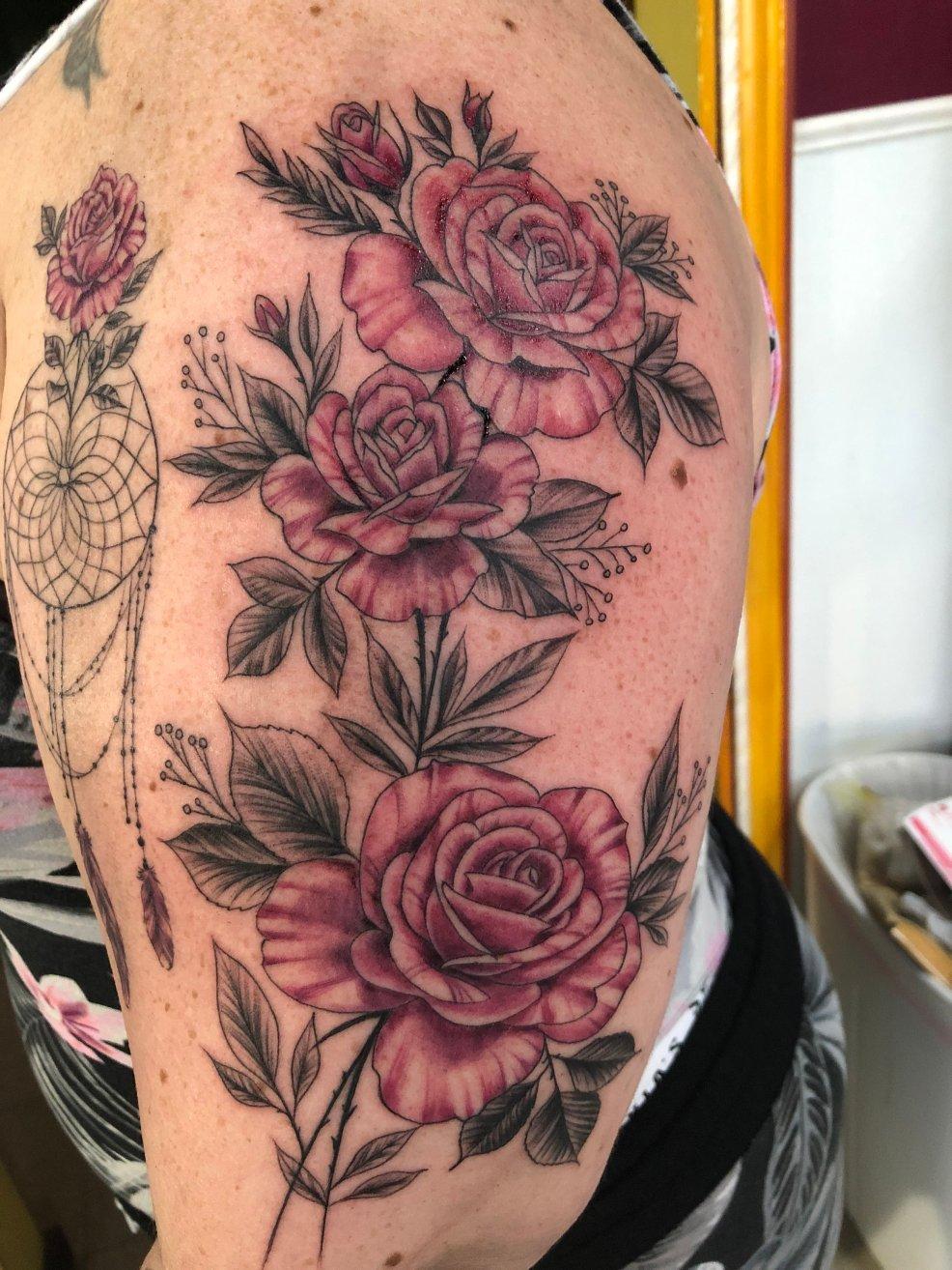 Gallery 1 Berkeley Tattoo Parlour