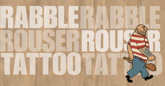 Los Angeles Tattoo Shop | Rabble Rouser Tattoo