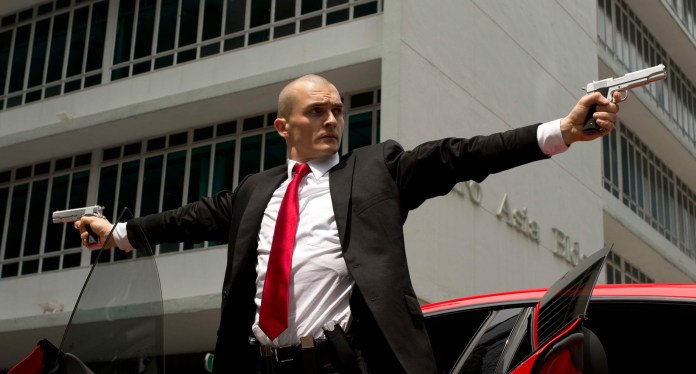 """""""Hitman: Agent 47"""" was released on August 21, and has turned in $15.3 million at the box office thus far. (20th Century Fox)"""