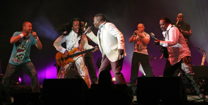 """""""Earth, Wind and Fire's"""" success was not only in their influence on pop culture. The number of records sold and the accolades the band received, both as a group and as individuals, could not go unnoticed. (minds-eye/Flickr)"""
