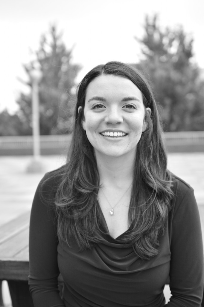 Johanna DeBari, a second year master's student pursuing international studies and human rights, is in the midst of conducting a study about sexual violence, specifically on UConn's campus. (Courtesy)