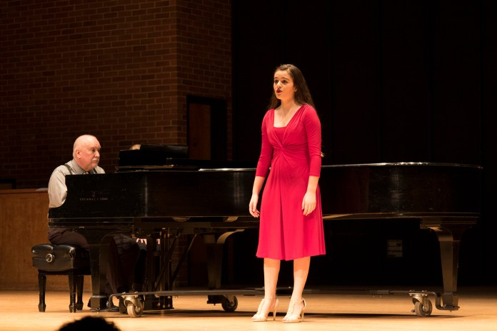Freshman and Sophomore Honors Voice Recital