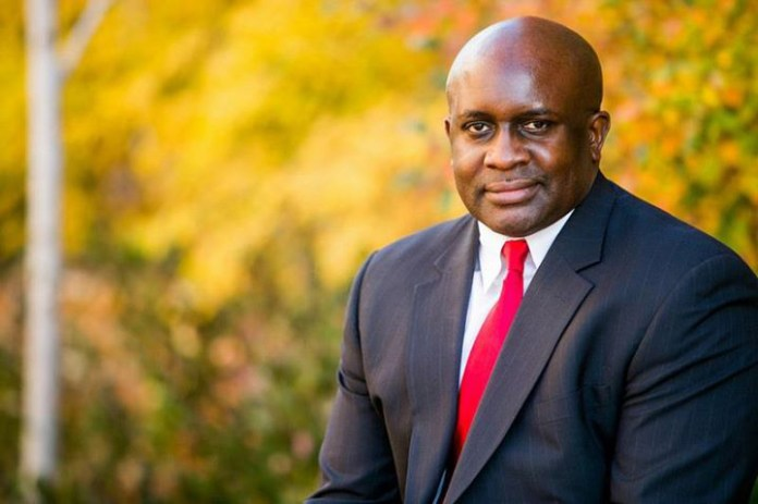 Dr. Frank Tuitt (pictured above) is a candidate for the Chief Diversity Officer position at UConn. Dr. Tuitt is a graduate of Connecticut College and has his doctorate from the Harvard Graduate School of Education. (Courtesy/Dr. Frank Tuitt)