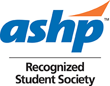 Above is the logo for the American Society of Health-System Pharmacists, the organization hosting a bone marrow registry at UConn. (Photo courtesy of their website)