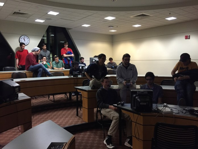UConn Super Smash Bros Melee Club is hosting a tournament this Saturday in Laurel Hall 306. (Anokh Palakurthi/Daily Campus)