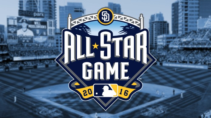 The MLB All-Star Game is set to take place on Tuesday, July 12 at 8 p.m. at Petco Park in San Diego. The game will be broadcasted on FOX. (Photo courtesy of mlb.com)